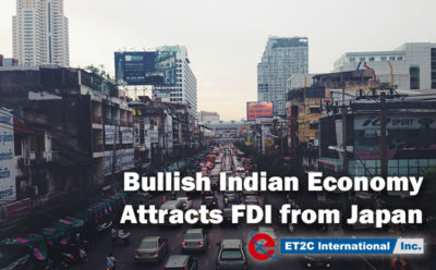Bullish Indian Economy Attracts FDI from Japan