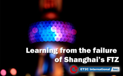 Learning from the failure of Shanghai's FTZ