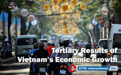Tertiary Results of Vietnam's Economic Growth