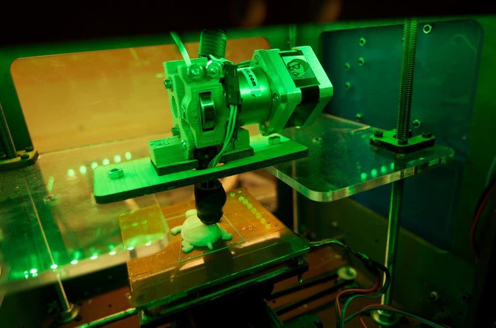 3-d printing to save time and money