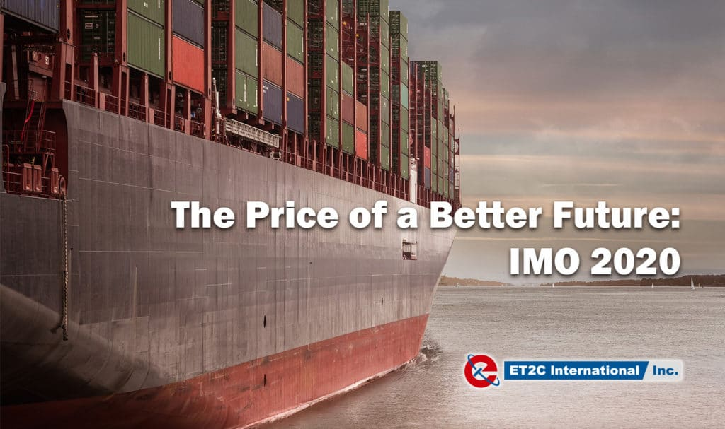 IMO increases costs of freight in 2020