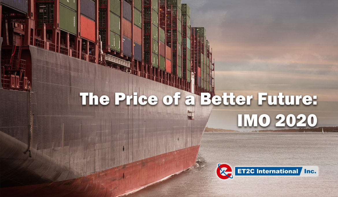The Price of a Better Future: IMO 2020