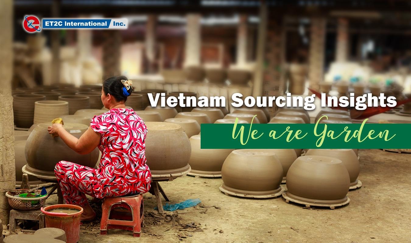 Garden Vietnam Sourcing Pottery