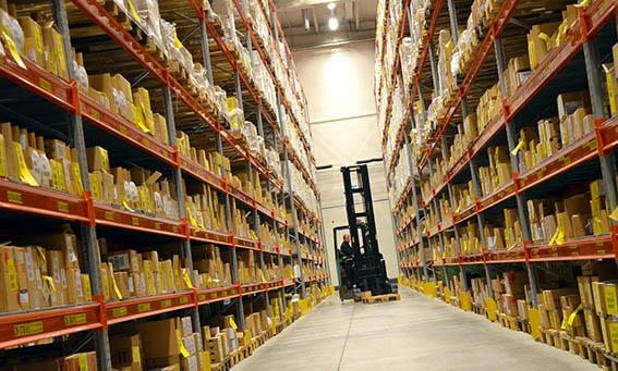 Samples logistics