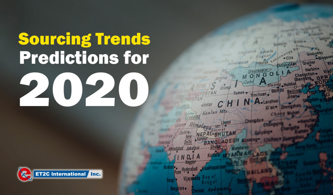 Sourcing Trends: Our Predictions for 2020