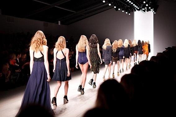Asia Sourcing Coronavirus fashion catwalk