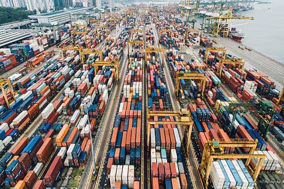 EVFTA logistics container Vietnam Sourcing EU Market