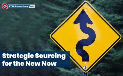 Strategic Sourcing for the New Now