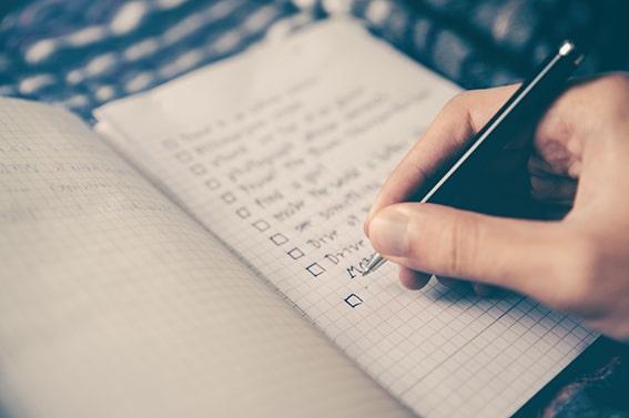 Lista de Términos y Condiciones Consejos Pequeños negocios y emprendedores