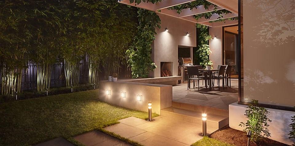 Outdoor lighting Furniture light system