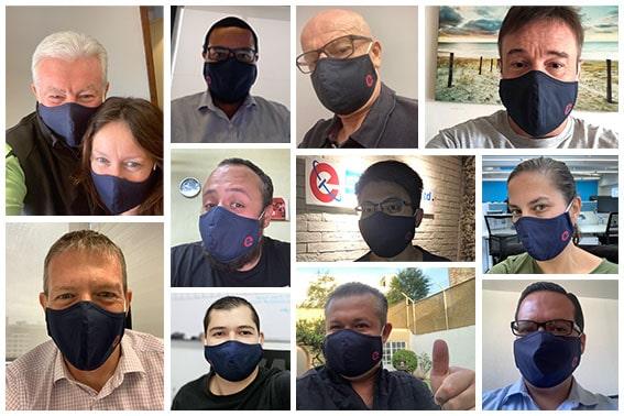 SmileWithYourEyes People Face Masks Cloth ET2C