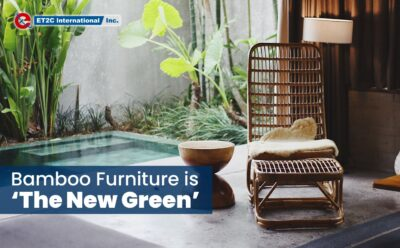 Bamboo Furniture is 'The New Green'