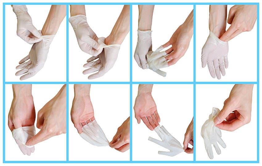 como-remover -guantes-covid-covid19-virus-coronavirus