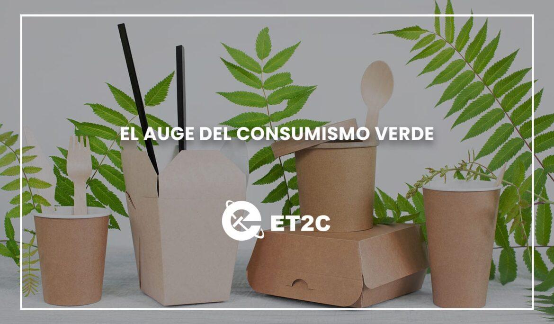 El auge del consumismo verde
