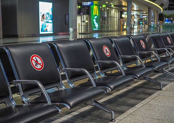 Sourcing Trends 2021 airport travel coronavirus covid19 ET2C Int.