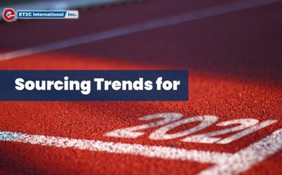 Sourcing Trends for 2021