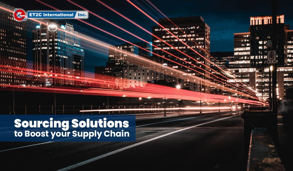 Sourcing Solutions to Boost your Supply Chain