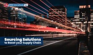 Sourcing Solutions Et2C int. procurement business quality control audit buying office