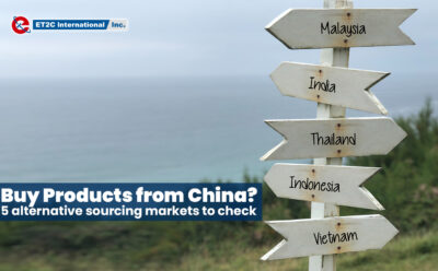 Buy Products from China? 5 Alternative Sourcing Markets to Consider