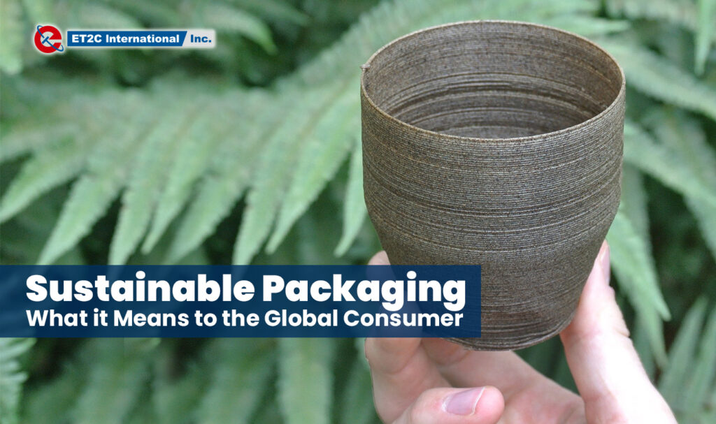 Sustainable Packaging What It Means to the Global Consumer