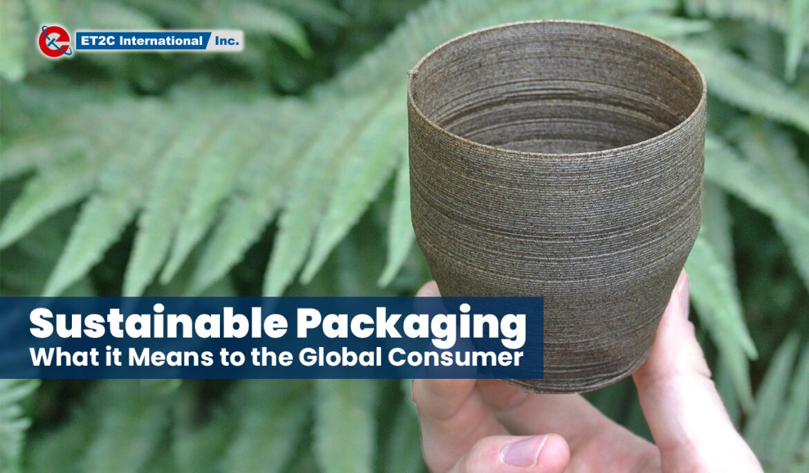 Sustainable Packaging: What It Means to the Global Consumer
