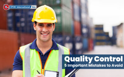 Quality Control: 5 Important Mistakes to Avoid