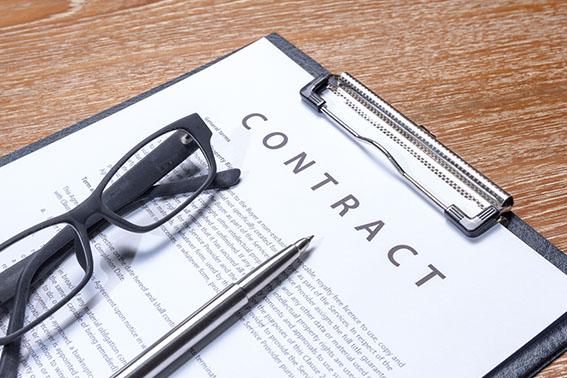 Contract Agreement Supplier ET2C Int. Sourcing Quality Assurance Procurement Vendors