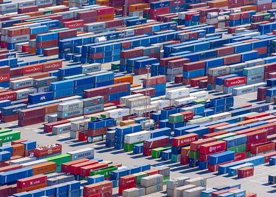 containers port sourcing procurement ET2C Int. logistics