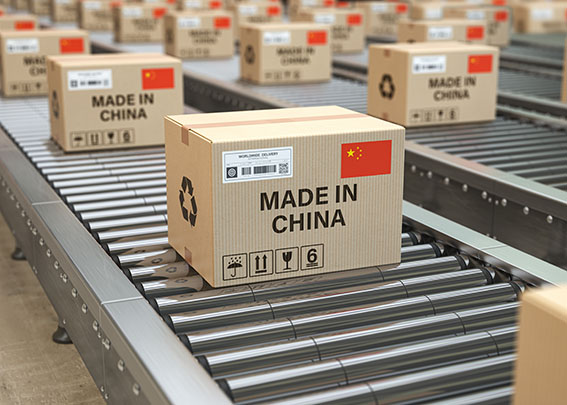 Made in China Sourcing Insight delivery shipping procurement manufacturing