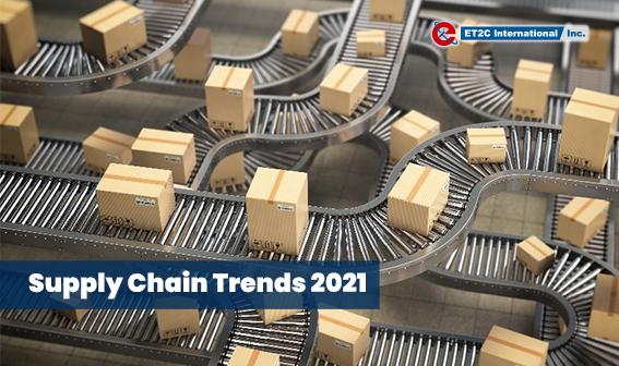 Supply Chain Trends 2021 ET2C International Sourcing Procurement Quality Control
