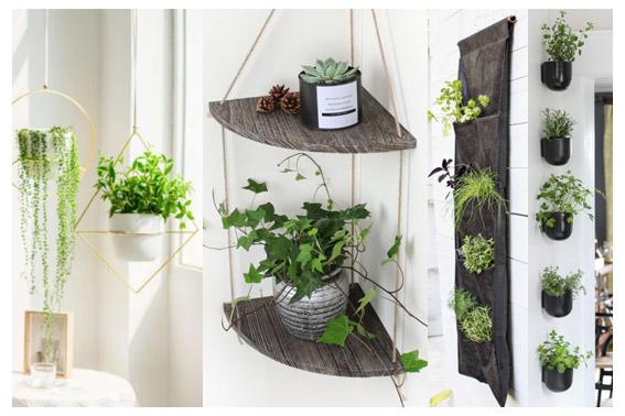 Indoor garden trends vertical garden sourcing ET2C Int.