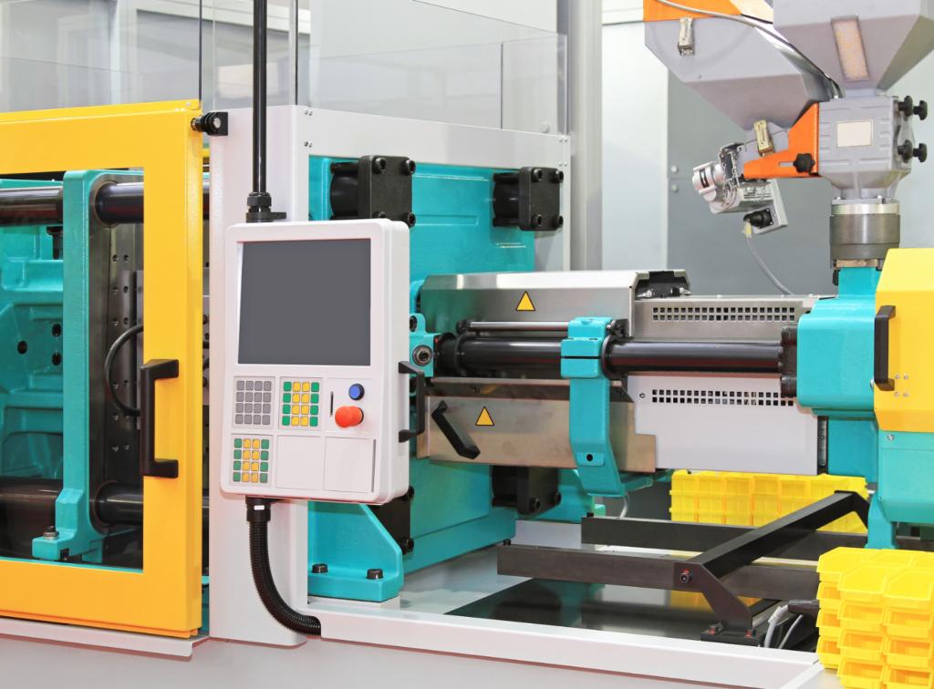 Plastic Injection Moulding ET2C Int. Sourcing Procurement Industrial Machine