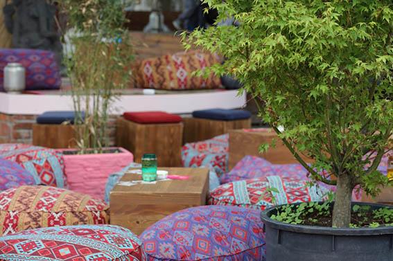 Bohemian style outdoor design suppliers procurement sourcing ET2C Int.