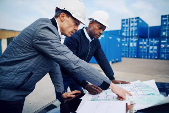 logistic containers management ET2C International sourcing procurement
