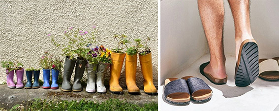 cotton footwear sustainable materials