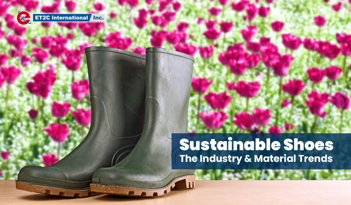 Sustainable Shoes: The Industry & Material Trends