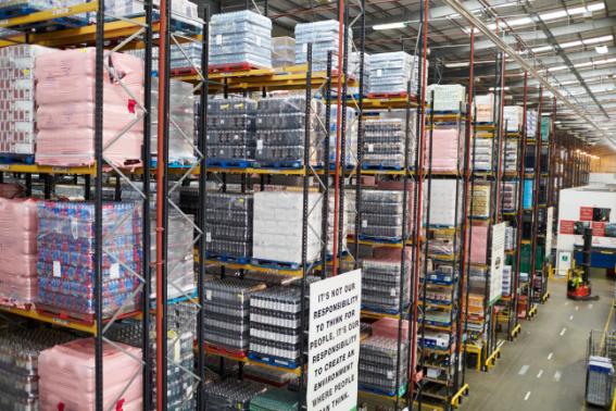 logistics warehouse sourcing procurement ET2C Int.