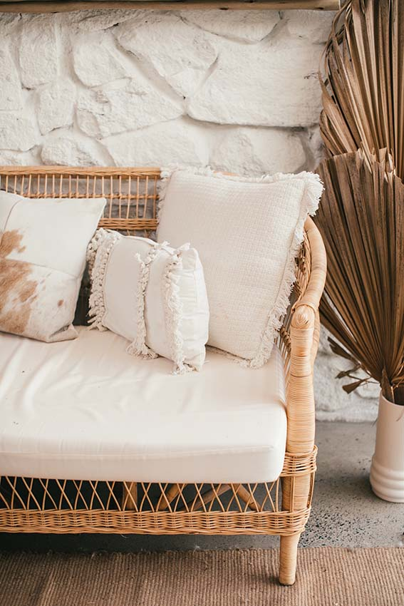 rattan furniture sourcing natural materials procurement design indoor ET2C Int.